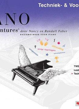 Hal Leonard Piano Adventures | Deel 1 Techniek- & Voordrachtboek