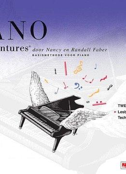 Hal Leonard Piano Adventures | Deel 1 Lesboek