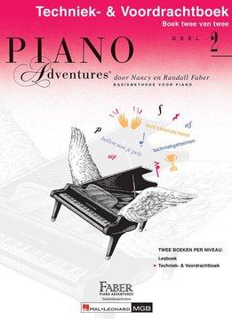 Hal Leonard Piano Adventures | Deel 2 Techniek- & Voordrachtboek