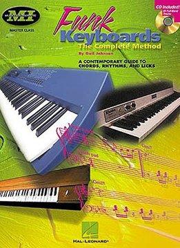 Hal Leonard Funk Keyboards | The Complete Method