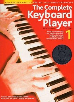 Wise Publications Complete Keyboard Player 1 (Gereviseerd) met CD
