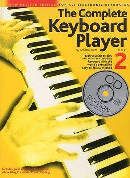 Wise Publications Complete Keyboard Player 2 (Gereviseerd) met CD