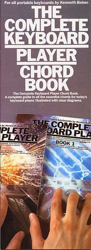 Wise Publications The Complete Keyboard Player: Chord Book | Akkoordengids