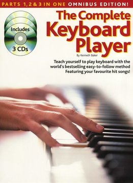 Wise Publications The Complete Keyboard Player | Omnibus Edition (gereviseerd)