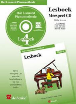 Hal Leonard Hal Leonard Pianomethode | cd bij  Lesboek 4