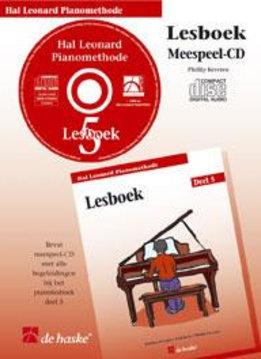 Hal Leonard Hal Leonard Pianomethode | cd bij  Lesboek 5