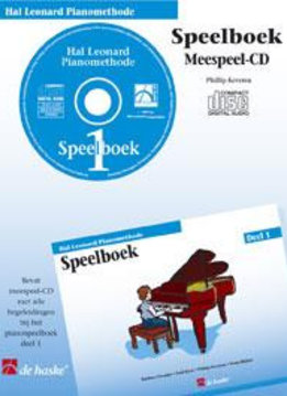 Hal Leonard Hal Leonard Pianomethode | cd bij Speelboek 1