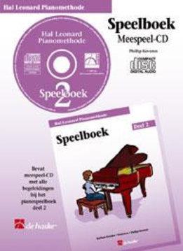 Hal Leonard Hal Leonard Pianomethode | cd bij Speelboek 2