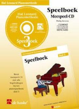 Hal Leonard Hal Leonard Pianomethode | cd bij Speelboek 3