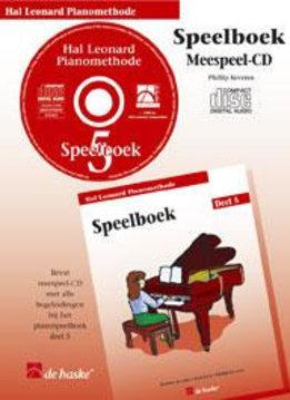 Hal Leonard Hal Leonard Pianomethode | cd bij Speelboek 5