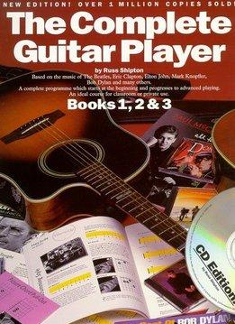 Wise Publications The Complete Guitar Player | Deel 1, 2 & 3 met CD (Nieuwe Editie)
