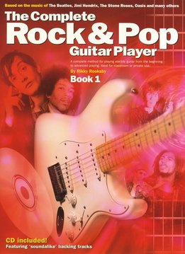 Wise Publications Complete Rock And Pop Guitar Player | Deel 1 + CD