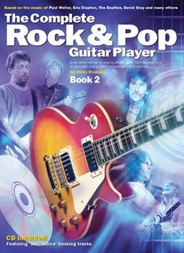 Wise Publications Complete Rock And Pop Guitar Player | Deel 2 + CD
