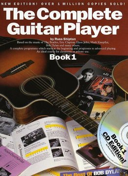 Wise Publications The Complete Guitar Player | Deel 1 + CD