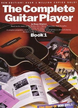 Wise Publications The Complete Guitar Player | Deel 1