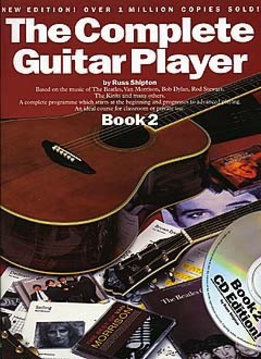 Wise Publications The Complete Guitar Player | Deel 2 + cd