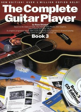 Wise Publications The Complete Guitar Player | Deel 3 + cd