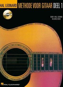De Haske Hal Leonard Methode voor Gitaar | deel 1 + CD