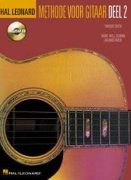 De Haske Hal Leonard Methode voor Gitaar | deel 2 + CD