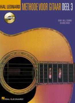 De Haske Hal Leonard Methode voor Gitaar | deel 3 + CD