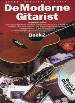 Wise Publications De Moderne Gitarist | Deel 2 (boek + cd)