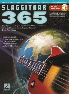 Veltman Uitgevers Slaggitaar 365 | Troy Nelson