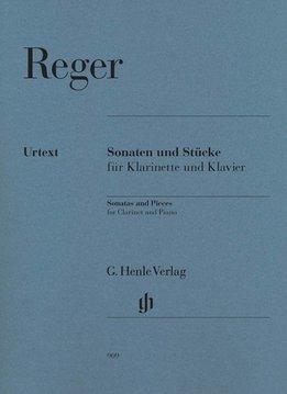 Henle Verlag Reger | Klarinetsonates en andere werken voor klarinet