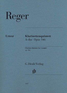 Henle Verlag Reger | Klarinetkwintet in A opus 146