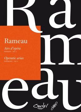 Bärenreiter Rameau | Opera-aria's voor Sopraan Volume 1