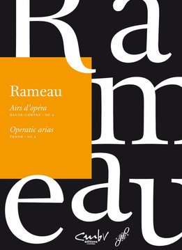 Bärenreiter Rameau | Opera-aria's voor Tenor Vol. 2