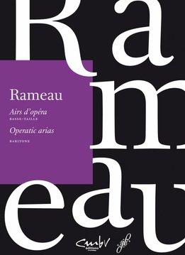 Bärenreiter Rameau | Opera-aria's voor Bariton ('basse-taille')