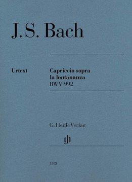 Henle Verlag Bach | Capriccio sopra la lontananza del suo fratello dilettissimo