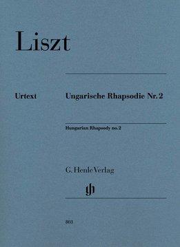 Henle Verlag Liszt   Hongaarse Rapsodie nr. 2