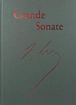 Henle Verlag Liszt   Pianosonate in b klein   Facsimile
