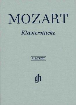 Henle Verlag Mozart  | Pianowerken | Bladmuziek voor piano (Hardcover)