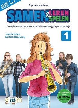 EMM Samen Leren Samenspelen   Sopraansaxofoon