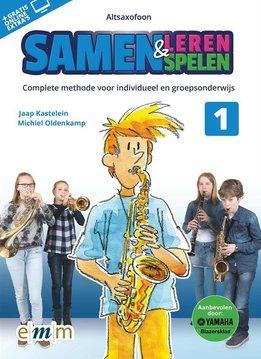 EMM Samen Leren Samenspelen   Altsaxofoon