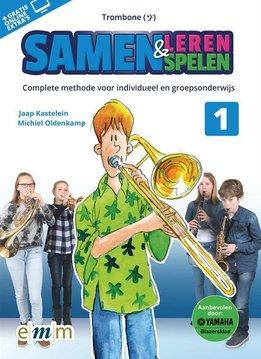 EMM Samen Leren Samenspelen | Trombone bassleutel