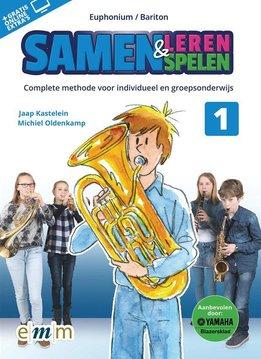 EMM Samen Leren Samenspelen | Eufonium / bariton