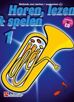 De Haske Horen, Lezen & Spelen 1 | Eufonium / bariton