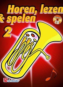 De Haske Horen, Lezen & Spelen 2 | Eufonium / bariton