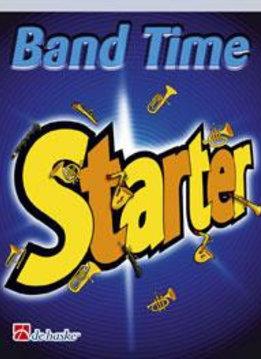 De Haske Band Time Starter   partituur