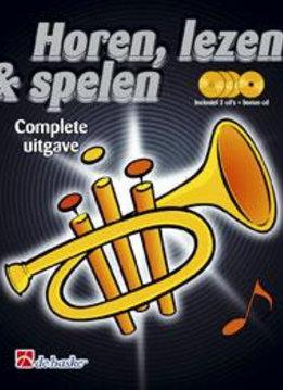 De Haske Horen, Lezen & Spelen Complete Uitgave | Trompet