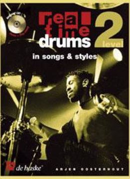 De Haske Real Time Drums in Songs & Styles (NL)