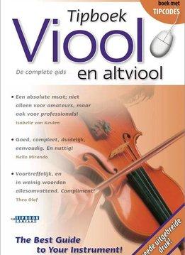 The Tipbook Company Tipboek Viool en altviool