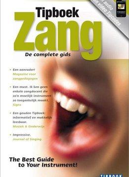 The Tipbook Company Tipboek Zang