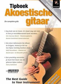 The Tipbook Company Tipboek Akoestische gitaar | Herziene editie 2016