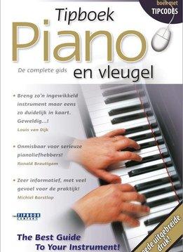 The Tipbook Company Tipboek Piano en vleugel | The Tipbook Company