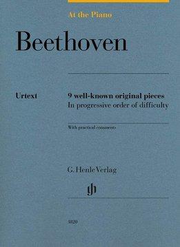Henle Verlag Beethoven  |  At the Piano - 9 bekende werken voor piano