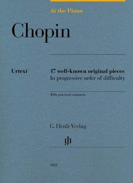 Henle Verlag Chopin | At the Piano - 17 bekende werken voor piano